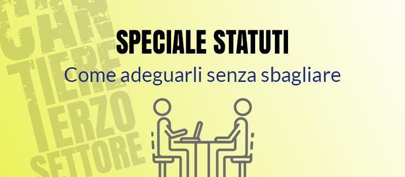 Speciale statuti